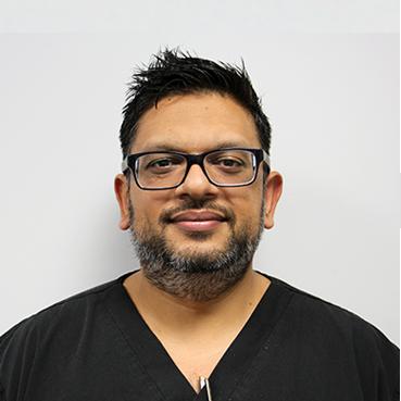 Dr Smitesh Patel